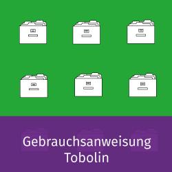 Tobolin Horizontalsperre Gebrauchsanleitung